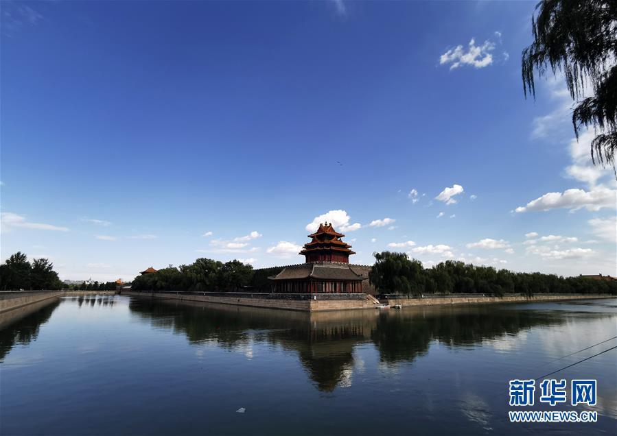 (新华网)(1)北京迎来晴好天气