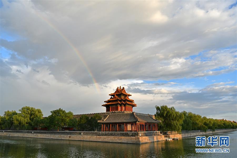 (新华网)(3)北京迎来晴好天气