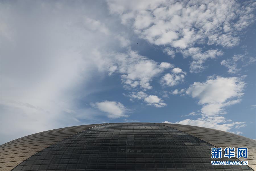 (新华网)(11)北京迎来晴好天气