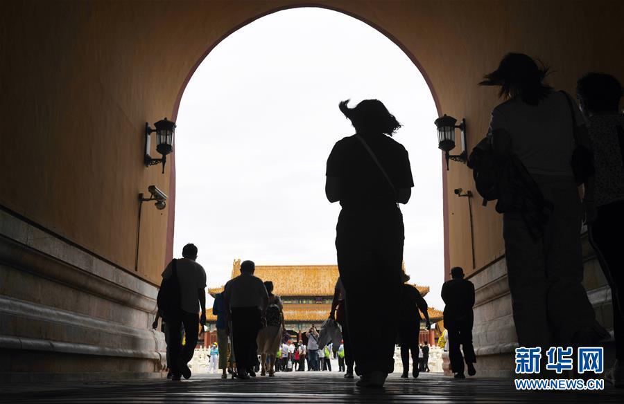 (文化)(12)故宫举办紫禁城建成六百年展览