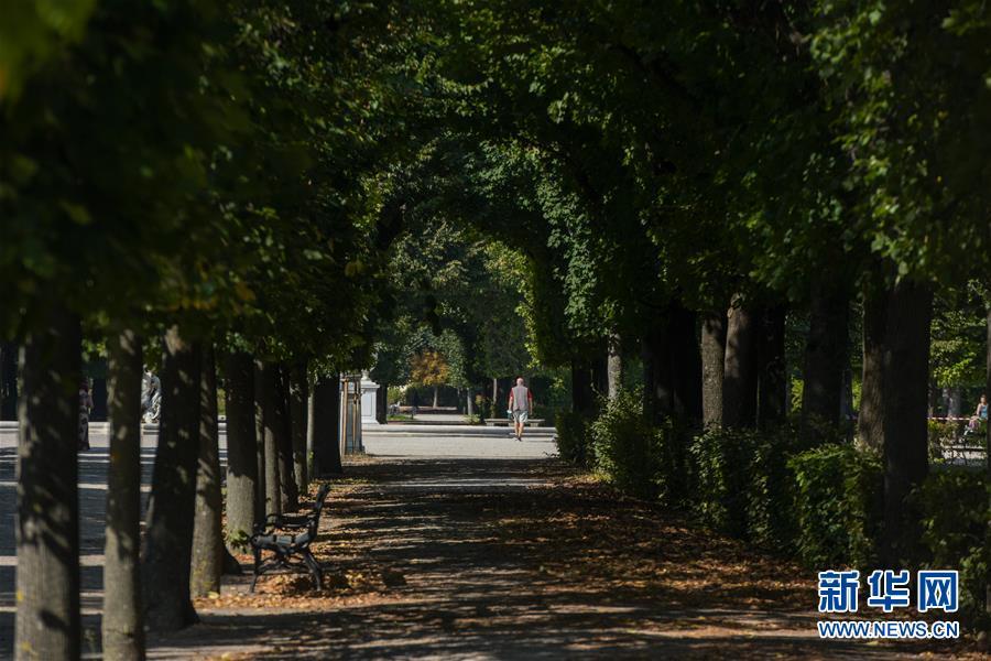 (国际)(4)维也纳:秋至美泉宫