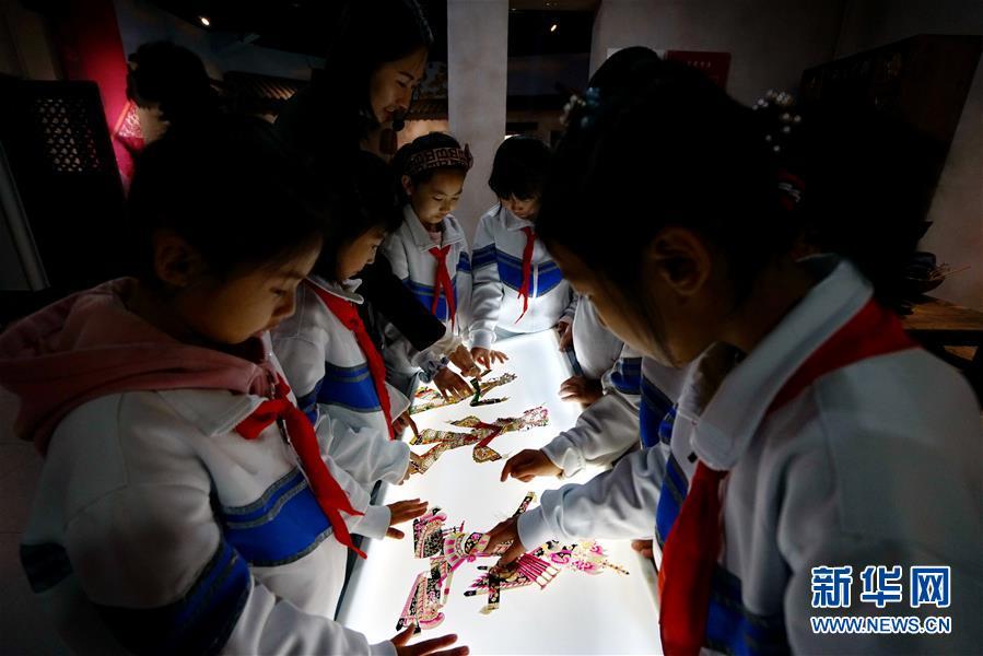 (教育)(3)河北滦州:校外课堂传承传统文化