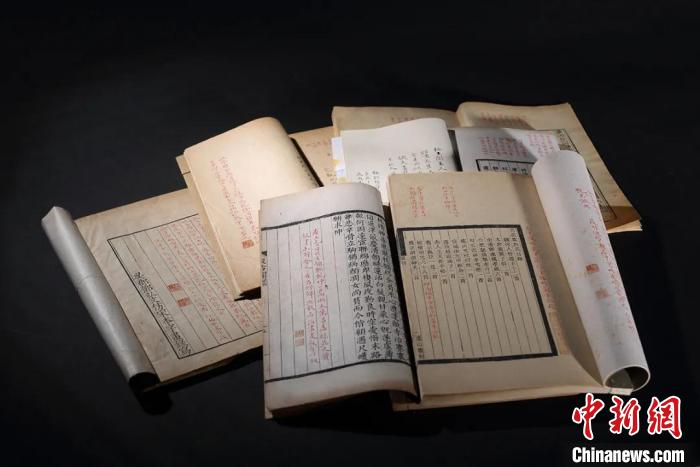 金石书画、古籍古墨名作集中展出带今人徜徉传统文人精神世界