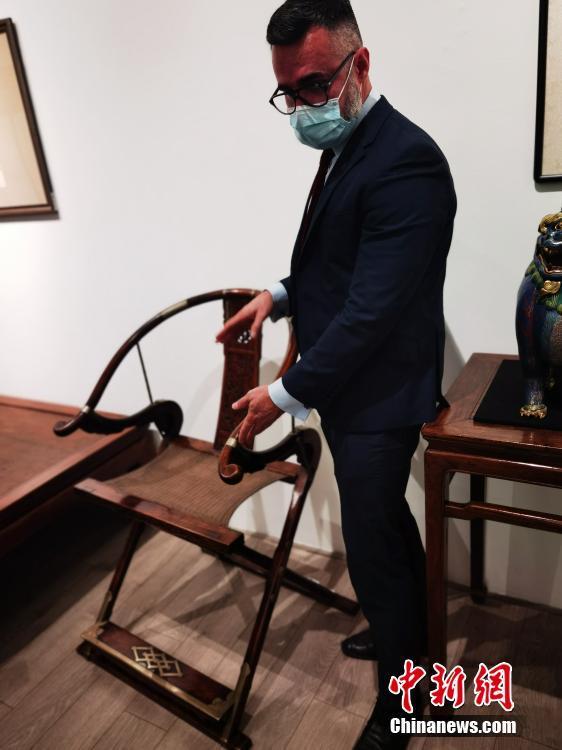 中国古典家具香港拍卖