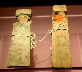 钱库奥秘:刘贺墓藏十余吨铜钱透出重要信息