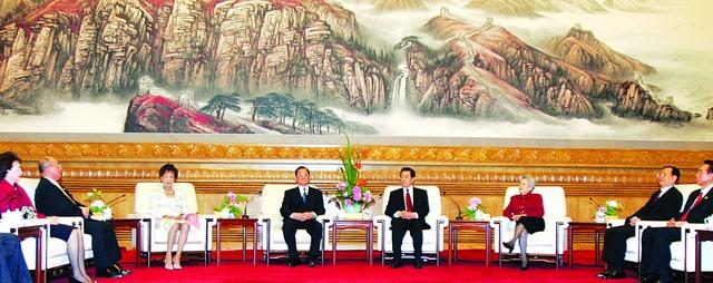 国共两党高层会晤引来令狐安王呈伟等