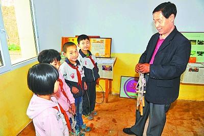 乡村教师赵双成:双塔山谷中盛开的沙棘花