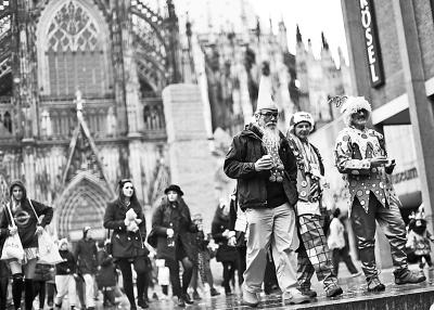 德国科隆狂欢节启动