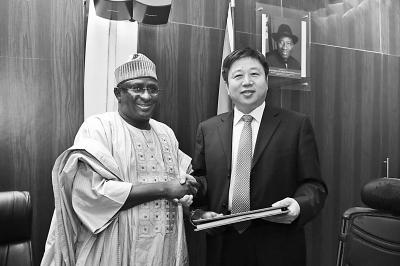 中铁建签约百亿美元尼日利亚沿海铁路项目