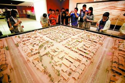 大唐西市:让丝路文化活起来