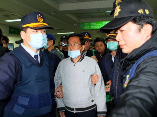 法务部门为陈水扁开选项 下场作业 搬进杂居房