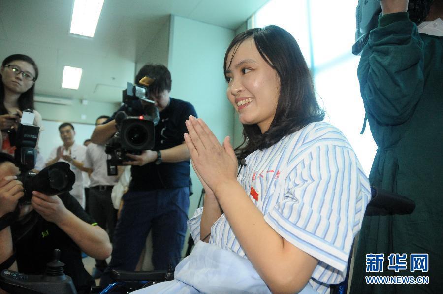 最美女教师张丽莉加入中国党 光明网