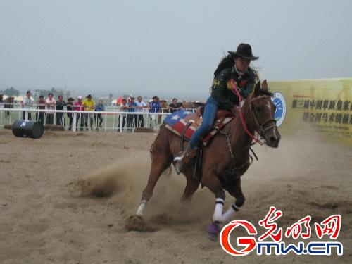 内蒙古太仆寺旗举办第三届御马文化节(3)图片