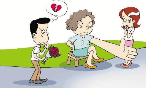 独生子女夫妇孩子跟谁姓成离婚导火线(图)(1