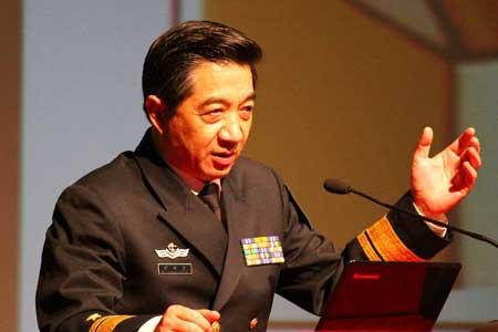 张召忠少将谈新书:我不说大话、假话、空话 _