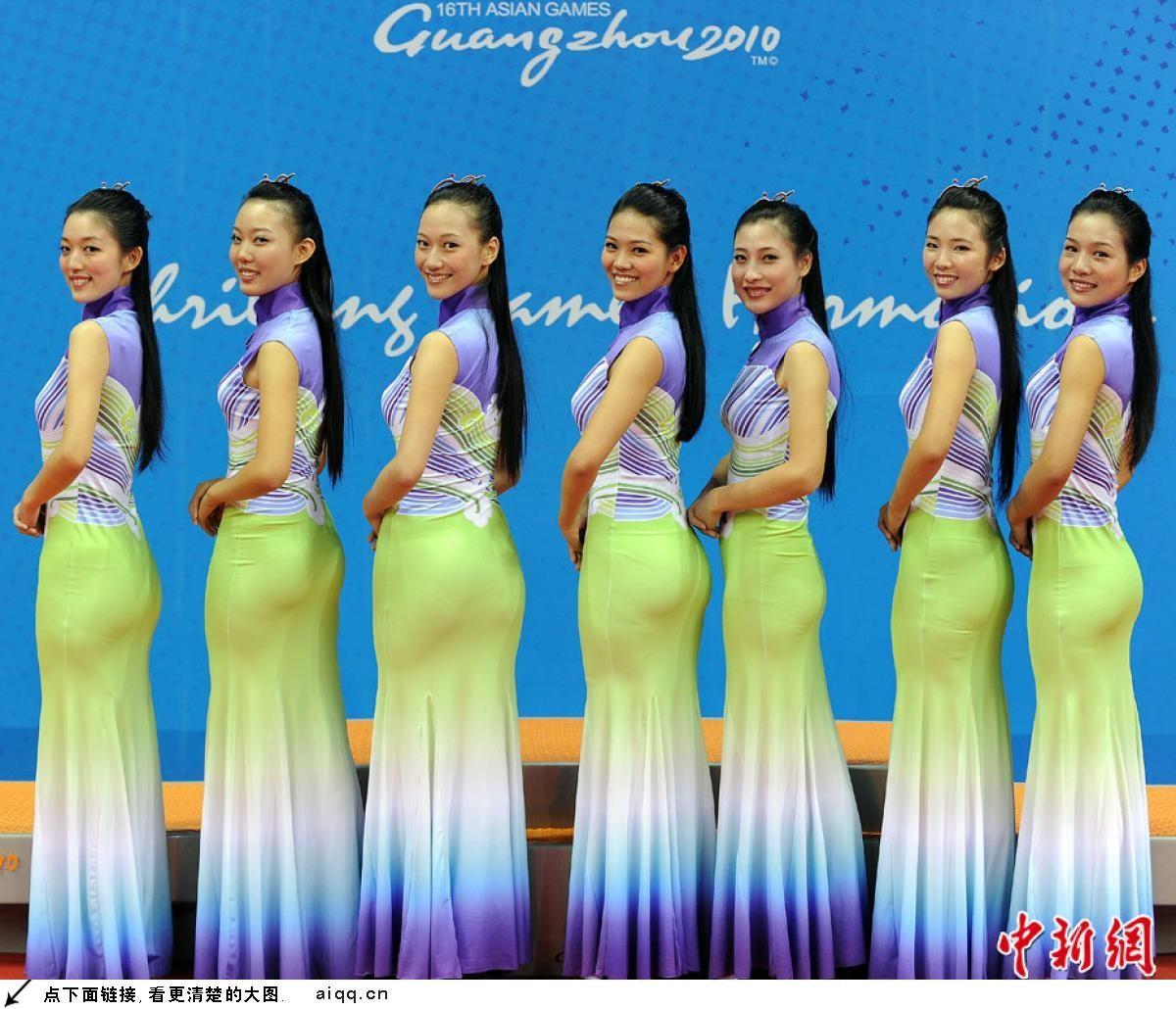 体坛流行中国风 性感旗袍衬托完美曲线(9)_要点