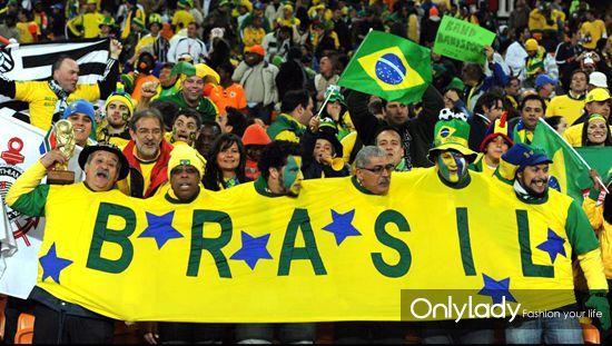 伪球迷科普 2014巴西世界杯你得知道的图片