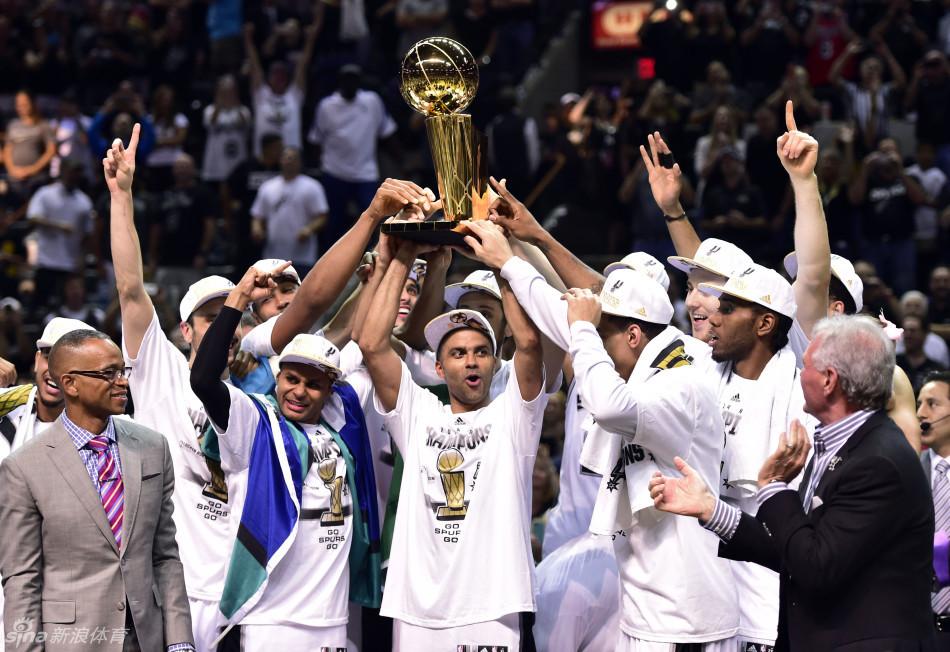 马刺问鼎NBA2014总决赛(1)