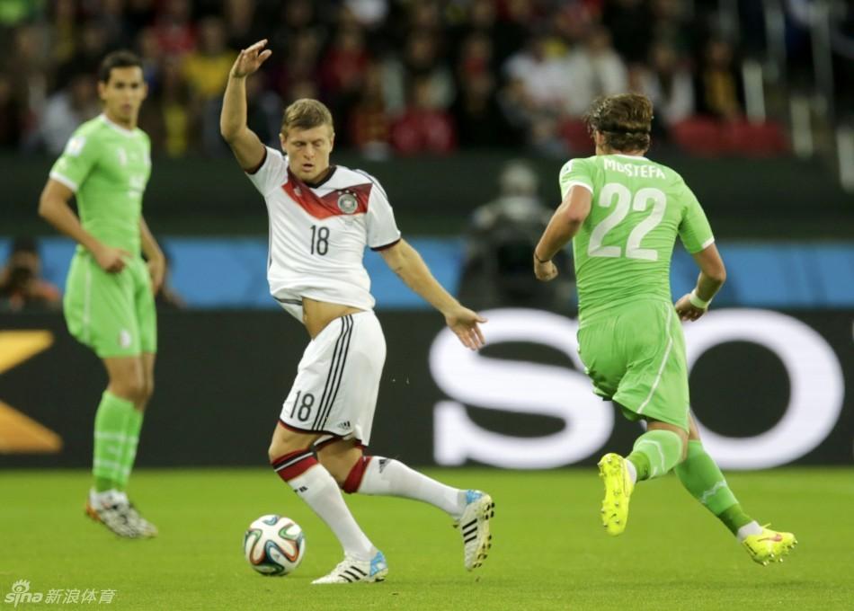德国2 1阿尔及利亚