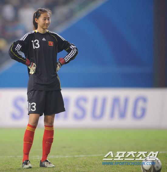 亚运中国队十大美女:国脚不逊模特 跳水公主妩