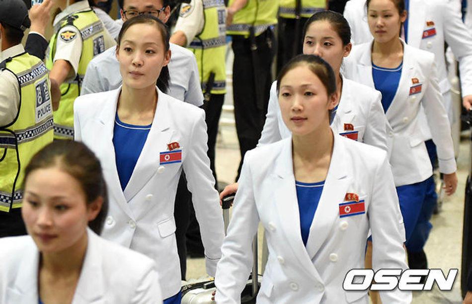 亚运会朝代表团最大牌 美女选手惹关注 要