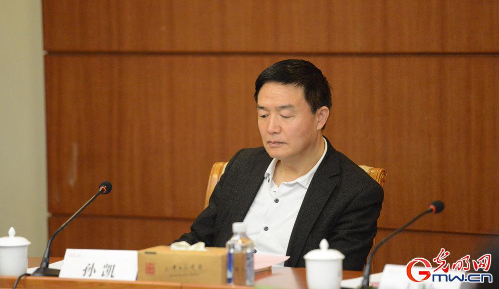国家互联网信息办公室网络新闻传播局副局长孙凯