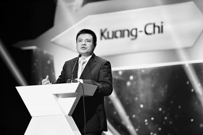 刘若鹏: 我们用创新改变世界
