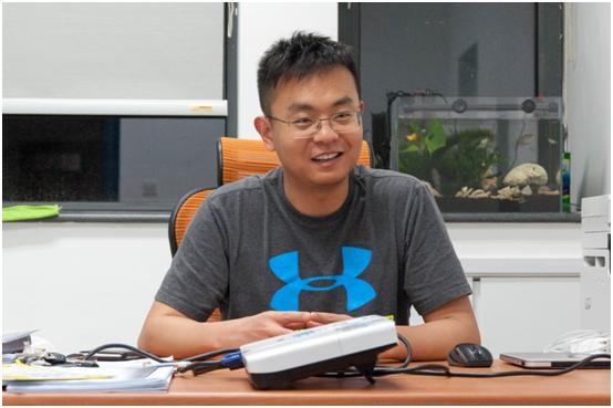 南大青年教授王欣然的成长之路